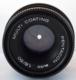 Pentacon 50 mm f/ 1.8 multi coating auto  lens