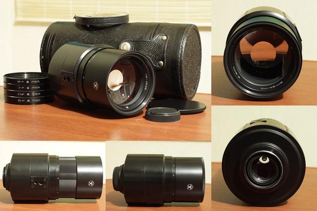 The 3M-5A-MC 500 mm f/ 8 Lens. Specs. MTF Charts. User ...